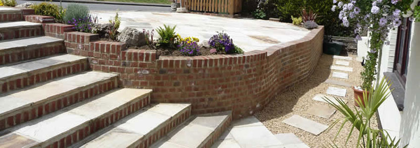 Fraser Lanscapes - Brickwork Services
