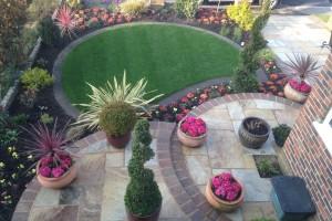 Fraser Landscapes - Bespoke Patio Design Epsom