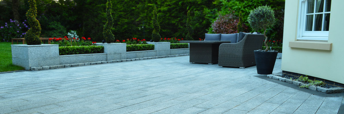 Fraser Landscapes – Granite Patio