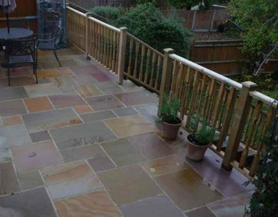 Fraser Landscapes - Customer in Epsom