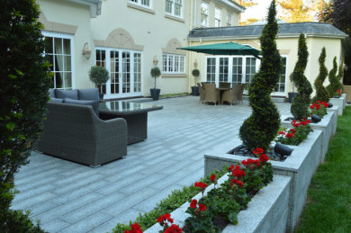 Fraser Landscapes - Garden Patio - Pyrford