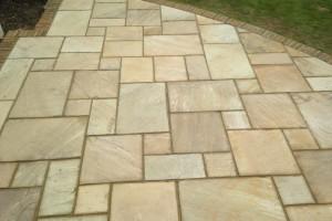 Sandstone Patio Redhill